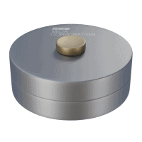 Spincan MCB Gold Button