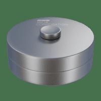 Spincan MCB Silver Button