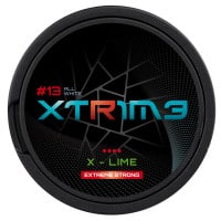 XTRIME X-Lime Extreme Strong Nicopods