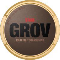 GROV Strong Portion Snus
