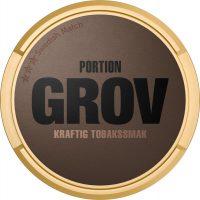 GROV Original Portion Snus