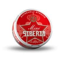 Siberia White Dry Extremely Strong Mini Portion